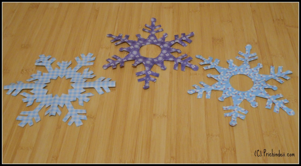 snowflakes craft