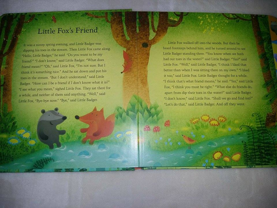animals story book